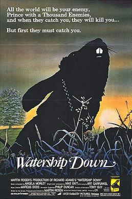 This image has an empty alt attribute; its file name is movie_poster_watership_down.jpg